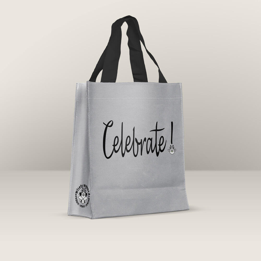 Generic reusable gift bag